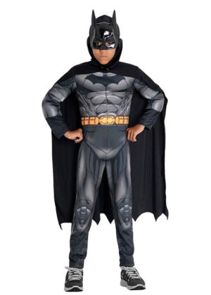 Batman 10 – Personagem – Masculino – Infantil – Preto