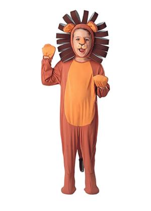 Leãozinho – Personagem – Animal – Masculino – Infantil – Preto